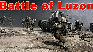 Download World War II: Philippines Campaign, Battle for Luzon Video