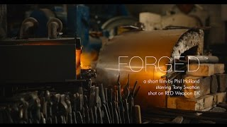 Download FORGED - shot on RED Weapon 8K Video