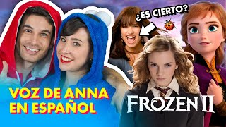 Download Entrevisto a Laura Pastor 🎙️ (Anna de Frozen, Hermione, etc) Video