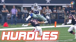 Download NFL Best Hurdles of All Time(ish) Video