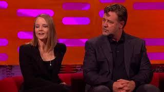 Download Graham Norton Show -S19EP9 - Russell Crowe,Ryan Gosling,Jodie Foster,Greg Davies,Tom Daley,EltonJohn Video