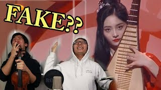 Download This Chinese Live Music Performance is...Fake? Video