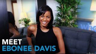 Download Meet Sports Illustrated's Newest Model Ebonee Davis Video