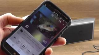 Download ОБЗОР: Портативный Стерео Bluetooth Спикер с FM, TF и USB ″SDH-205″ с Ремешком на Руку Video