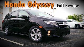 Download 2018 Honda Odyssey: Full Review | Elite, Touring, EX-L, EX & LX Video