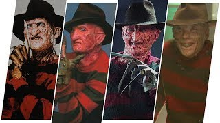 Download Freddy Krueger Evolution in Movies, TV and Cartoons (A Nightmare on Elm Street) Video