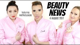 Download BEAUTY NEWS - 4 August 2017 | Feat. AndThatsJacob Video