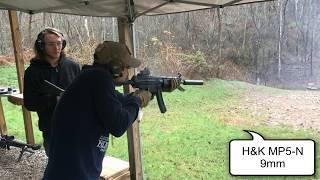 Download Test Fire of 43 Machine Guns - One Take, No Edits Video