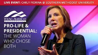 Download Carly Fiorina LIVE at Southern Methodist University Video