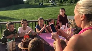 Download Join The Gosselins' 13th Birthday Party Camping (or Glamping) Trip! | Kate Plus 8 Video