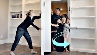 Download I TRAP my Family in our SECRET ROOM for 24 HOURS! Video