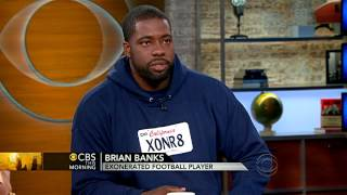Download Brian Banks on exoneration, second chance Video