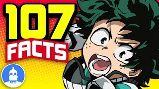 Download 107 My Hero Academia Anime Facts YOU Should Know! - Anime Facts (107 Anime Facts S2 E1) Video