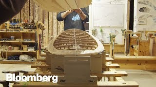 Download How Grain Makes Wooden Surfboards Video
