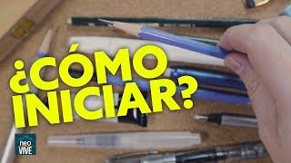Download Aprende a Dibujar: Materiales para Principiantes de Dibujo | neo VIVE Video