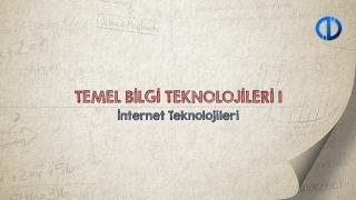 Download TEMEL BİLGİ TEKNOLOJİLERİ I - Ünite 5 Konu Anlatımı 1 Video