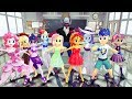 Download Equestria Girls Dancing Music Video - Spectre Dance Group Video