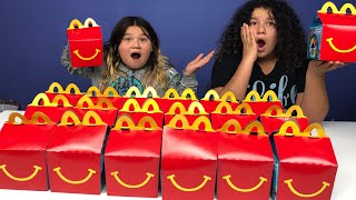 Download Don't Choose the Wrong McDonald's Happy Meal Slime Challenge Video