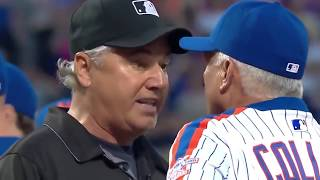 Download Conversation between Mets Manager Terry Collins and Umpire Tom Hallion Video