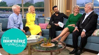 Download Rylan Takes Phillip, Holly, Eamonn and Ruth Down Memory Lane | This Morning Video
