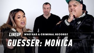 Download Guess Who Has a Criminal Record (Monica) | Lineup | Cut Video