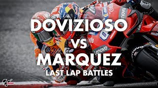 Download Déjà vu? Dovizioso vs Marquez in last lap battles! Video