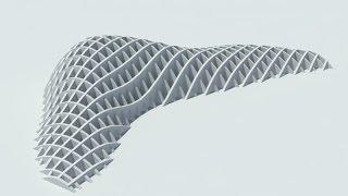 Sketchup Tutorial] Shaded Walkway - Parametric like shape Free