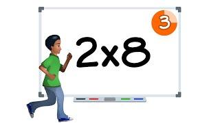 Download Joggen & Flitsen: Tafel van 8 (Snelheid: 3 seconden) Video