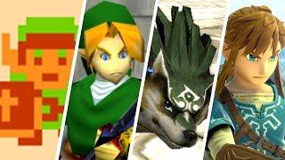 Download Evolution of Link (1986 - 2018) Video