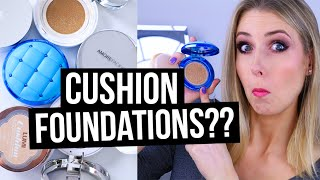 Download BUY OR BYE    CUSHION FOUNDATIONS: What Worked & What Didn't Video