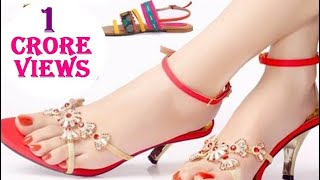 Download A Very Unique Ladies Footwear Designs - Awesome Video