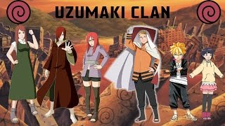 Download The Uzumaki Clan - All Known Members Video