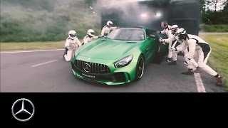 Download The Beast of the green hell at the Hill Climb in Goodwood - Mercedes-Benz original Video