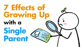 Download 7 Effects of Growing Up with a Single Parent Video