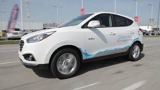 Download 2016 Hyundai Tucson Fuel Cell In-Depth Review | Capitol Hyundai Video