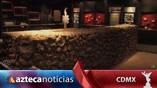 Download Organizan paseos de arqueología urbana en centro de la CDMX Video