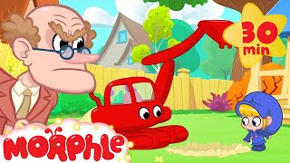 Download Morphle And the Angry Neighbour! Animation videos for Kids Video