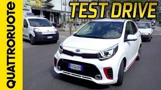 Download Nuova Kia Picanto: prova su strada | Quattroruote Video