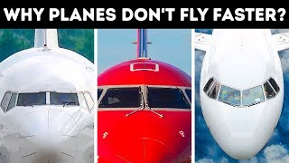 Download Why Planes Can't Fly Faster Video