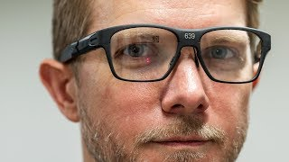 Download Exclusive: Intel's new smart glasses hands-on Video