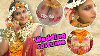 Download Jay Malhar - Banu Showing Her Wedding Costume - On Location - Zee Marathi Serial Video