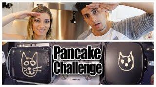 Download PANCAKE ART CHALLENGE!! Video