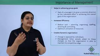 Download Importance of Management Video