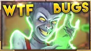 Download Crazy BUGS and WTF Moments Ep.6 | Hearthstone Video