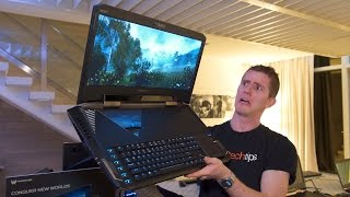 Download The BIGGEST, HEAVIEST, Laptop EVER - $9,000 Acer Predator 21X Video