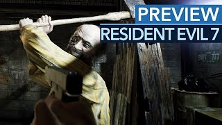 Download Resident Evil 7: Biohazard - 5 Stunden angespielt: Capcom hat Resident Evil repariert! (Gameplay) Video