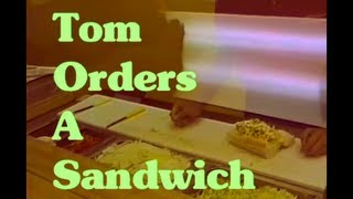 Download The Tom Green Show - Tom Orders a Sandwich Video
