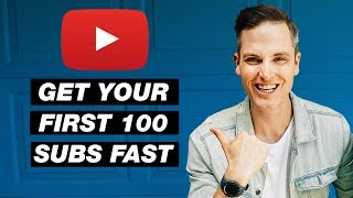 Download 🔴 How to Get Your First 100 Subscribers on YouTube Video