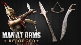 Download Spear of Leonidas – Assassin's Creed: Odyssey – MAN AT ARMS: REFORGED Video