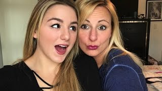 Download Ask Chloe to Ask Christi - My Mom Visits Again! / Chloe Lukasiak Video